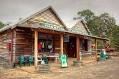 Rural Australian Store