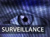 Surveillance Illustration