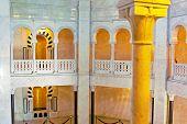 nside Mausoleum Of Habib Bourgiba, Monastir, Tunisia