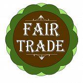 Fair Trade Stamp, Labbel