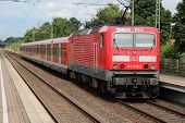 Deutsche Bahn Train