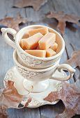 Cream Fudge In Mug