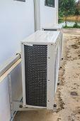 Compressor Of Air Condition