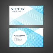 Modern Design Business Card Template