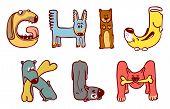 Dogs Alphabet