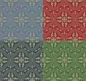 Medieval Seamless Pattern
