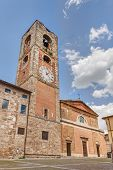 Cathedral Of Colle Di Val D'elsa, Tuscany, Italy