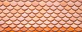 Roof Made ??of Tiles