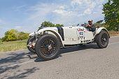 Mercedes-benz 720 Sskl (1930) In Mille Miglia 2014