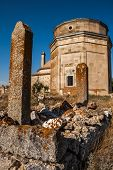 foto of sufi  - Historic Tomb called Uryan Baba at Seyitgazi Turkey from Ottoman Era - JPG