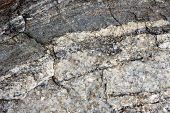 Close Up Rock Background