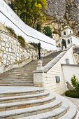 Steps To Assumption Monastery Of The Caves, Crimea