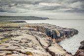 An image of the Burren in Ireland