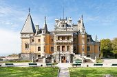 Massandra Palace In Crimea