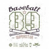 pic of superstars  - Emblem baseball superstar college team - JPG