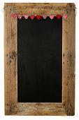 image of wooden pallet  - Happy Valentine - JPG