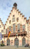 Frankfurt Am Main. City Administration