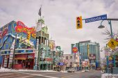 Clifton Hill Nightlife,niagara Falls