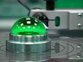 Calibrating ball