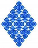 pic of ottoman  - Inspired by the Ottoman decorative arts pattern designs - JPG