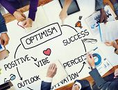 image of perception  - Optimism Positive Outlook Vibe Perception Vision Concept - JPG