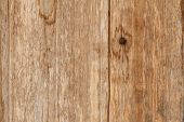pic of abrasion  - Texture of old plank with abrasion old paint and gnarl - JPG