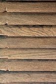 picture of abrasion  - Texture of brown yellow wooden abrasion wall - JPG