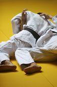 Judo Fight
