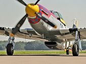 pic of afterburner  - a historical p51d  - JPG