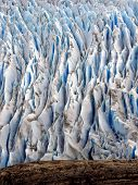 Glaciar Grey, Torres Del Paine, National Park, Chile