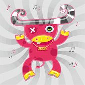 2009 cartoon ox - new year symbol