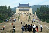 Sun Yat-sen's tomb