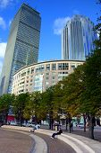 stock photo of prudential center  - The Prudential Tower  - JPG