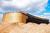 Noah's Ark in real scale