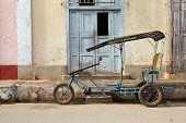 Cuba bici Taxi