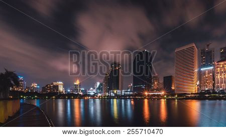 Big City In The Night