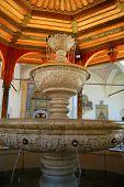 Fountain In Gazi Husref Bey Mosque, Sarajevo