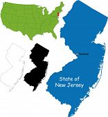 State of New Jersey, USA