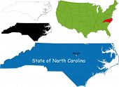 State of North Carolina, USA