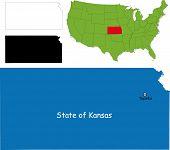 State of Kansas, USA