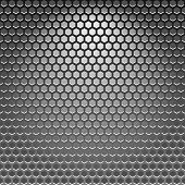 High quality vector steel texture.