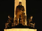 Rizal Monument Close-Up