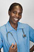 African  Nurse