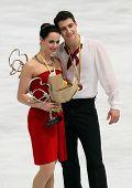 Tessa Virtue And Scott Moir Win Gold (can)