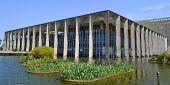 Itamaraty Palace Of Brasilia