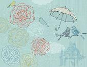 Regen poster