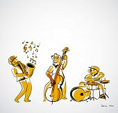 trío de jazz