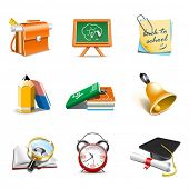 School Icons | Bella-Serie