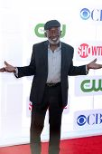 LOS ANGELES - JUL 29:  Garrett Morris arrives at the CBS, CW, and Showtime 2012 Summer TCA party at