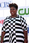 LOS ANGELES - JUL 29:  Cleo King arrives at the CBS, CW, and Showtime 2012 Summer TCA party at Bever